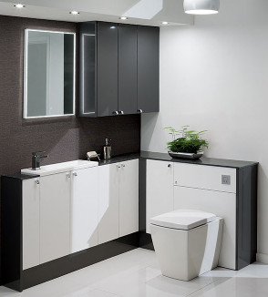 Calypso Brecon Bathroom Furniture